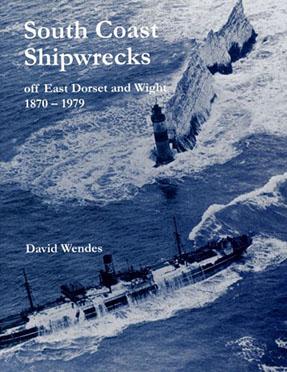 South Coast Shipwrecks off East Dorset & Wight 1870-1979